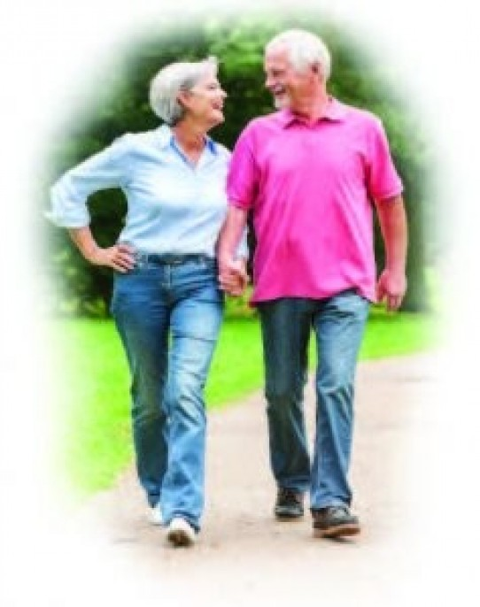 The Healthy Aging Brain: Making Strides by Taking Strides