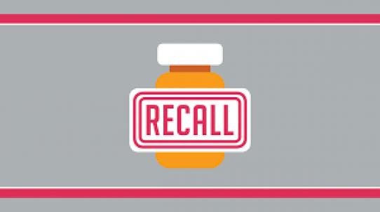 Important: Valsartan medication recall
